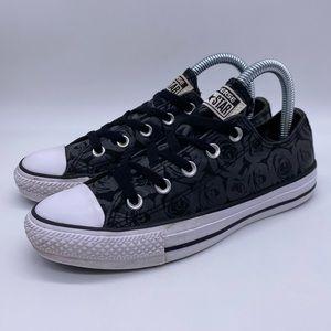Converse Chuck Taylor Ox - Rose Print Low Top Shoe